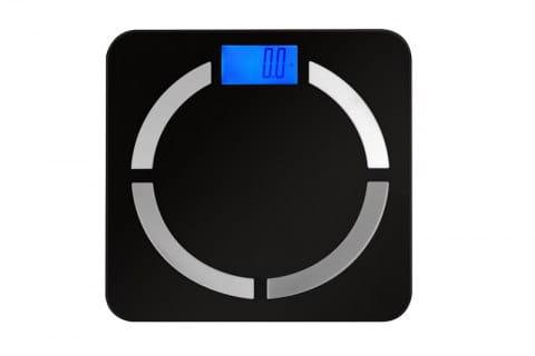 SMARTBMI SCALE BT – Inteligentna waga łazienkowa, pomiar wagi, tkanki tłuszczowej, kostnej, mięśniowej, nawodnienie, wyliczanie BMI